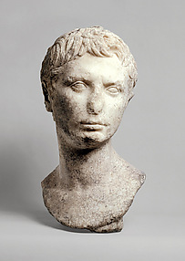Portrait of Octavian